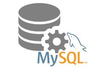 MySQL db setting